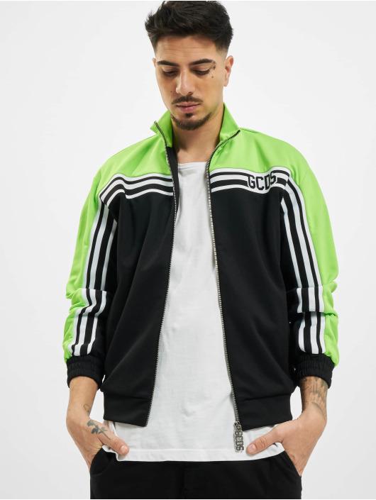 GCDS Демисезонная куртка New черный