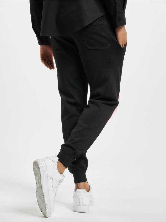 GCDS Спортивные брюки Logo Track черный