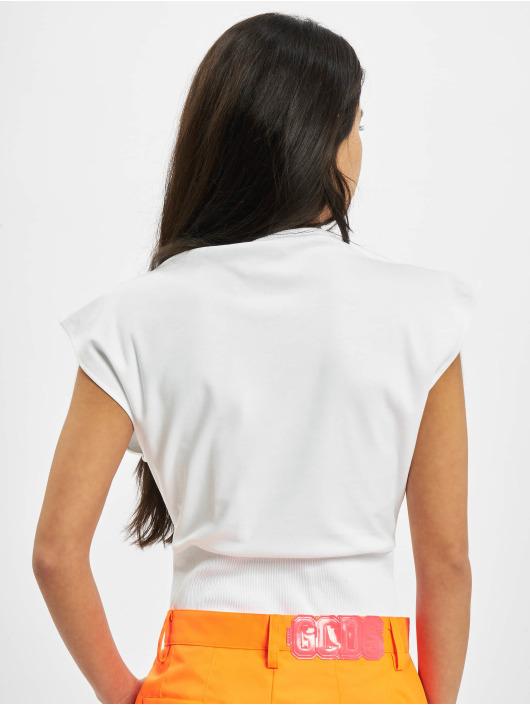 GCDS Body Basic bianco