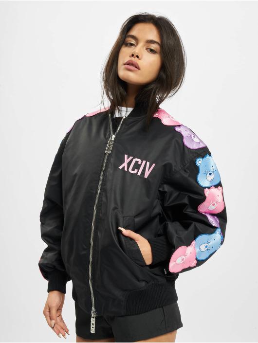 GCDS Bomber jacket Care Bears black