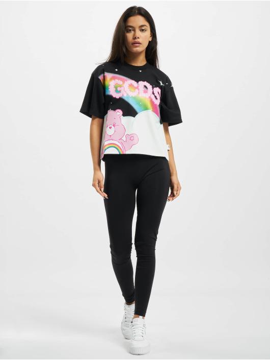 GCDS Camiseta Care Bears negro