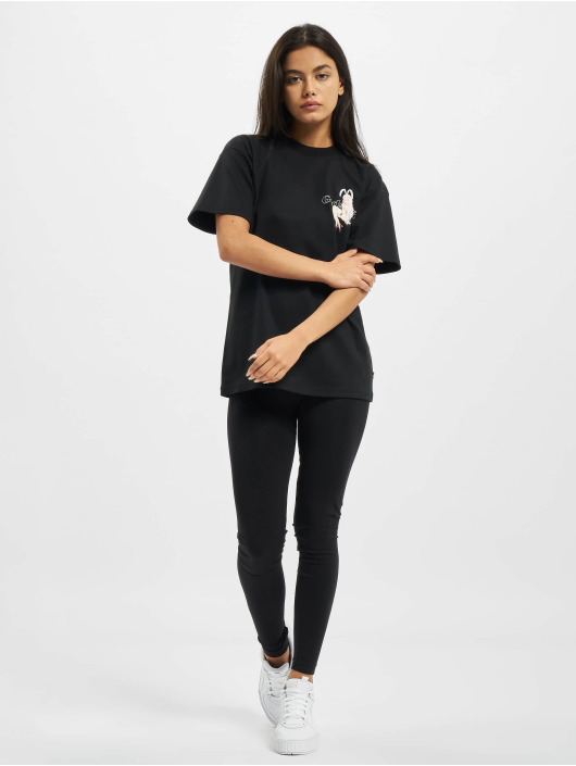 GCDS Camiseta HENTAI MAG negro