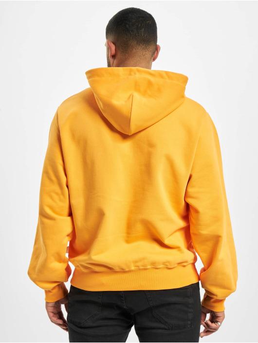 GCDS Hoody Kittho oranje