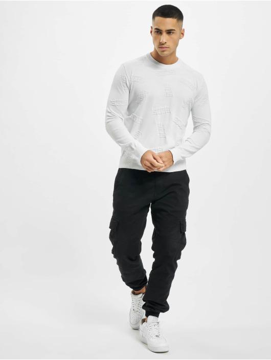 GCDS Jersey Layer blanco