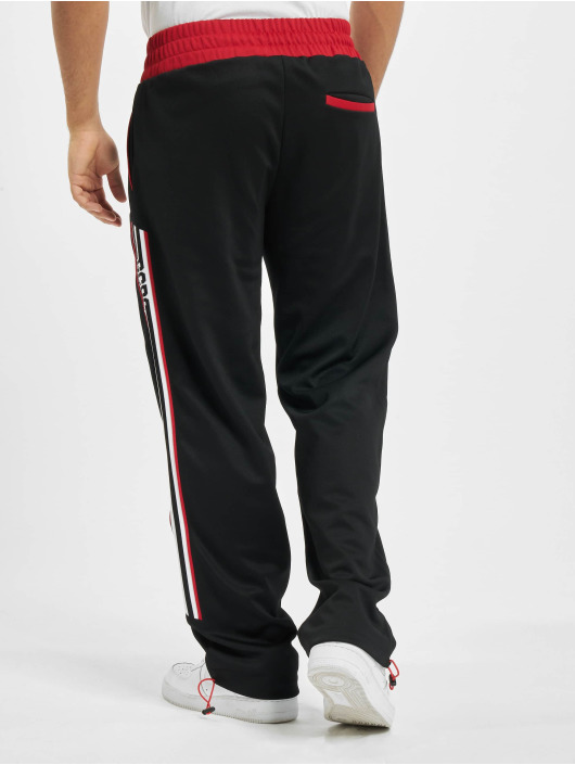 GCDS joggingbroek Logo Band zwart