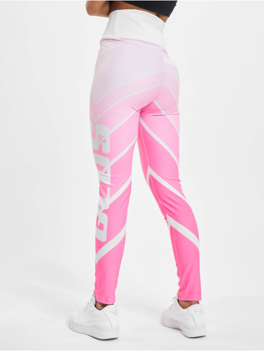 GCDS Leggings/Treggings Faded lyserosa