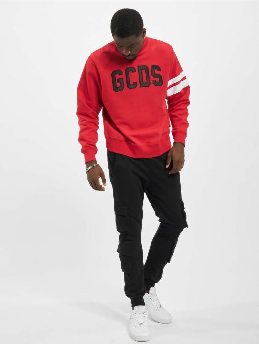 GCDS Maglia Logo rosso