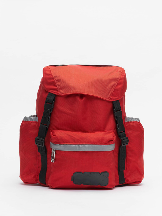 GCDS Mochila Money Calls // Warning: Different return policy – item can not be returned rojo