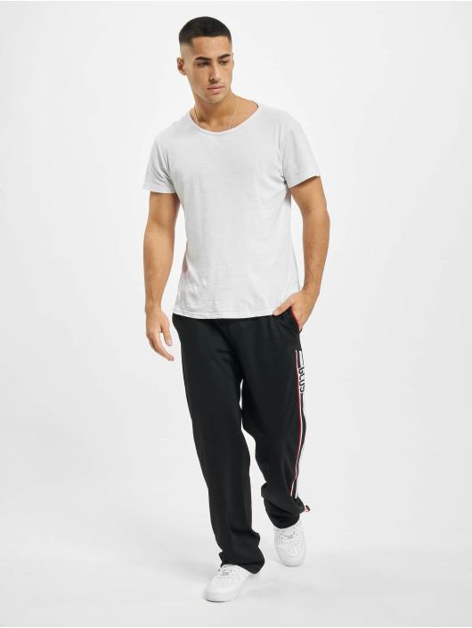 GCDS Pantalone ginnico Logo Band nero