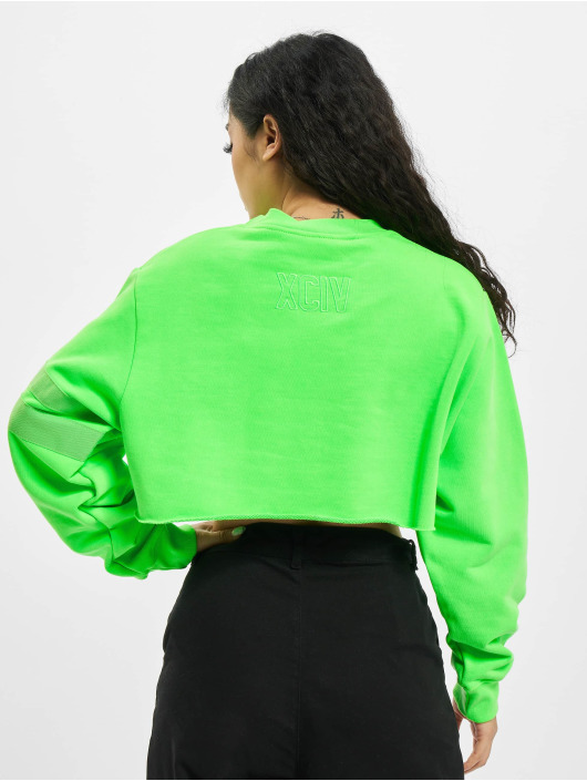 GCDS Pullover XCIV green