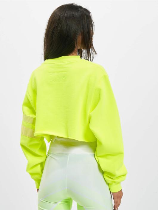 GCDS Pullover XCIV yellow