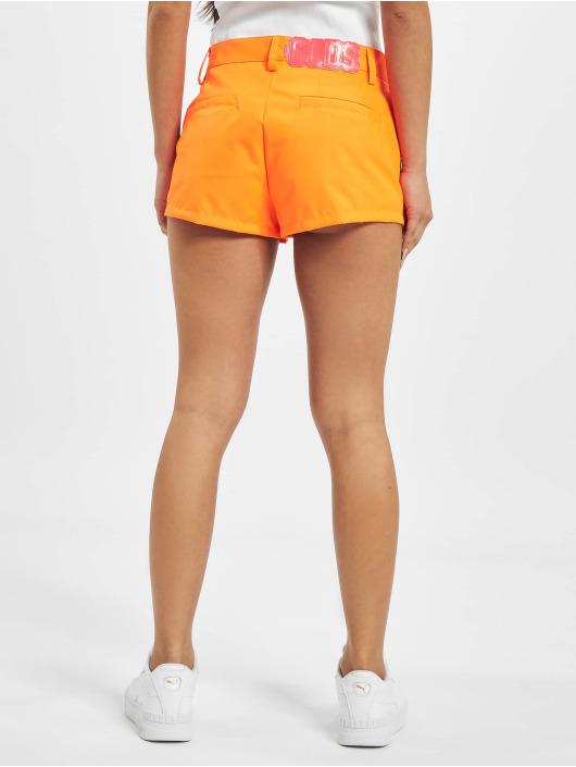 GCDS Shorts Neon apelsin