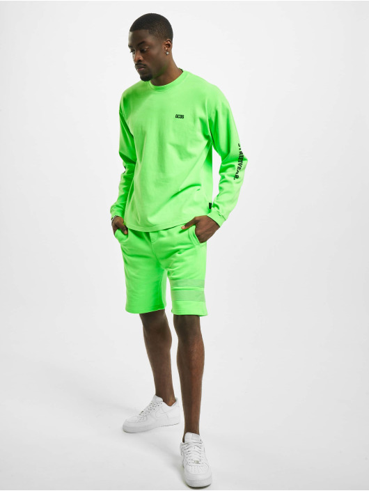 GCDS Shorts Logo grøn