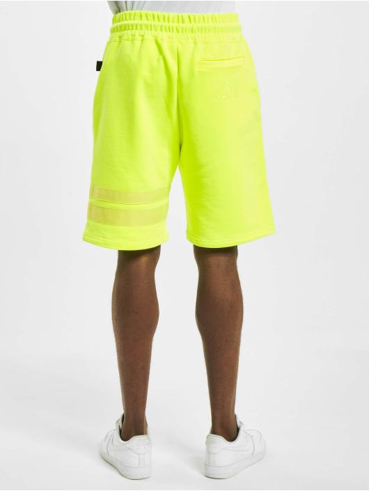 GCDS Shorts Logo gul