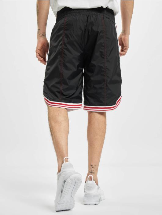 GCDS Shorts Sport schwarz