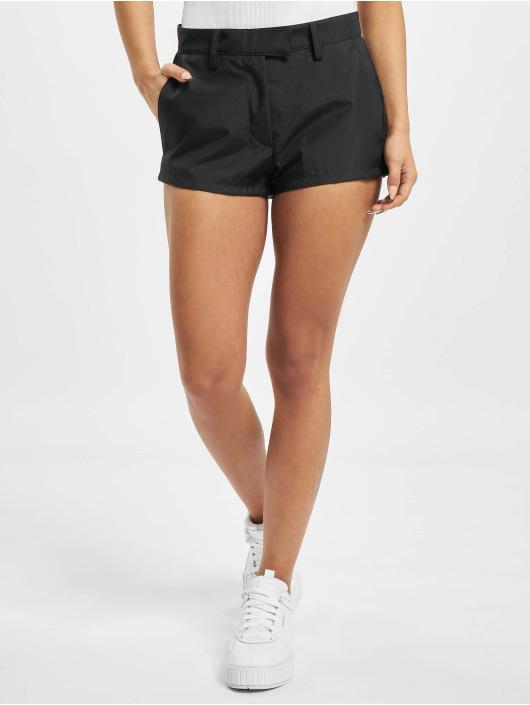 GCDS Shorts Neon schwarz