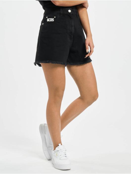 GCDS Shorts MATCHING svart