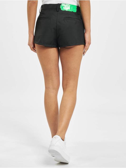 GCDS shorts Neon zwart