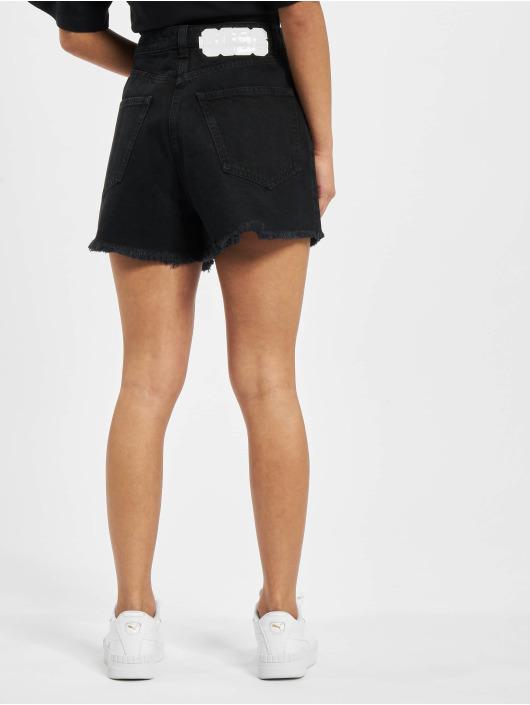 GCDS shorts MATCHING zwart