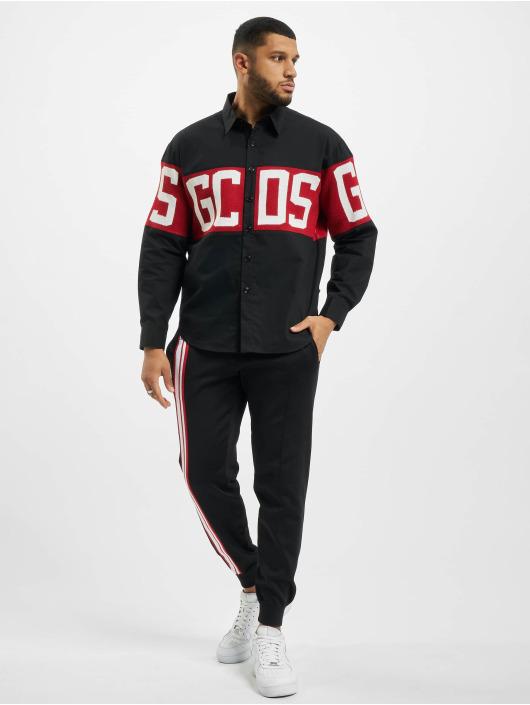 GCDS Skjorter Logo svart