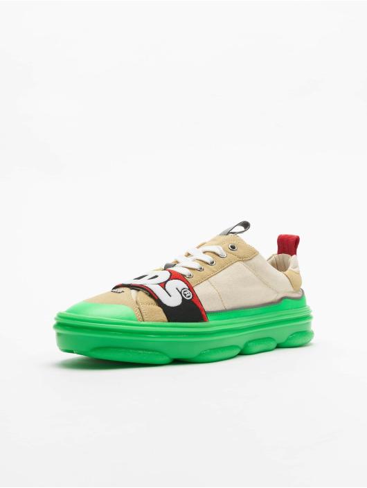GCDS Sneaker Candy grün