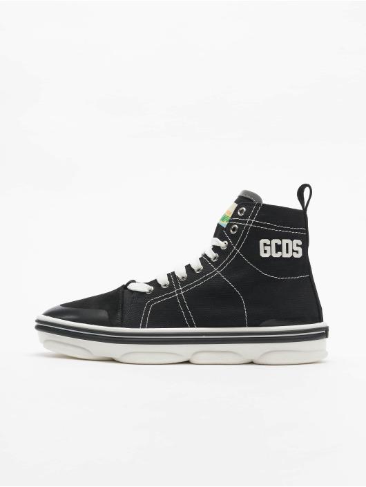 GCDS Sneaker HiTop schwarz