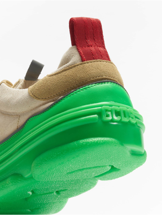 GCDS Sneakers Candy green