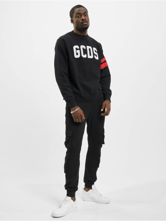 GCDS Sweat & Pull Logo noir
