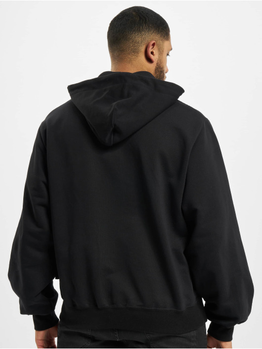 GCDS Sweat capuche Kittho noir