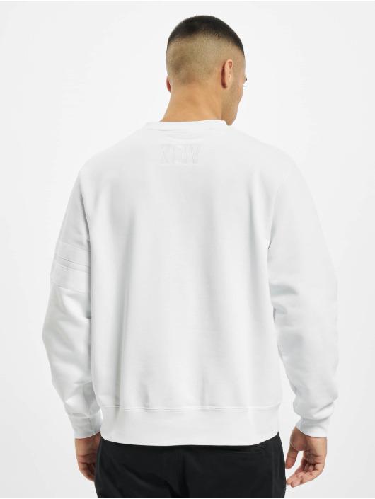 GCDS Swetry Logo bialy