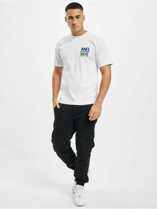 GCDS T-paidat Hot valkoinen