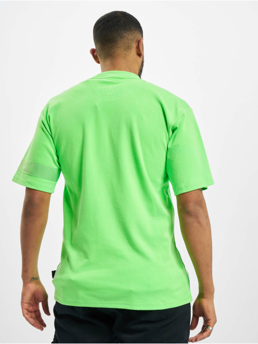 GCDS T-shirts Logo grøn