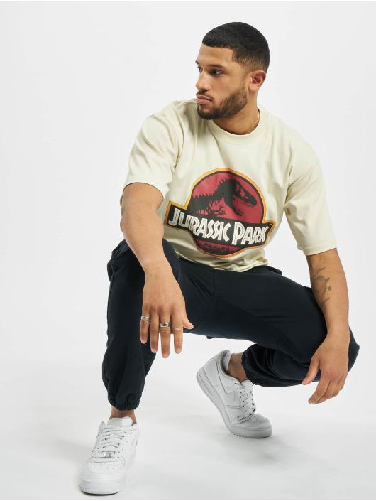 GCDS T-Shirty JP bezowy