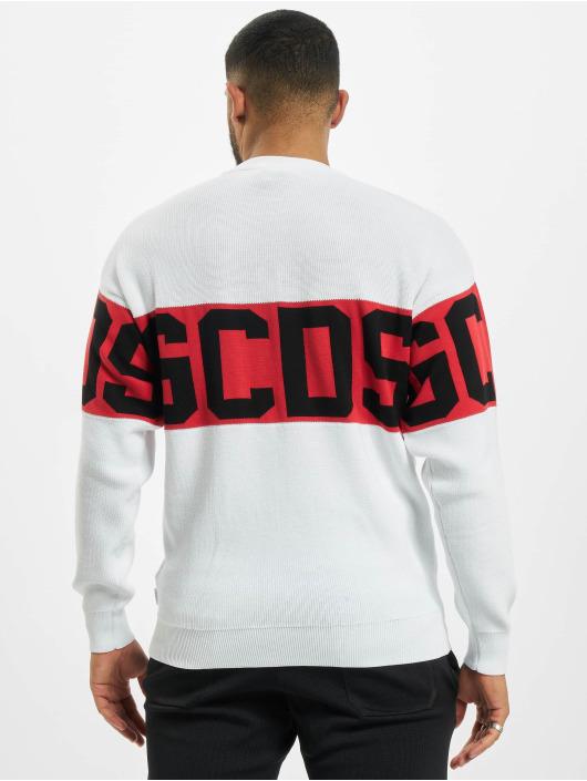 GCDS Trøjer Logo hvid