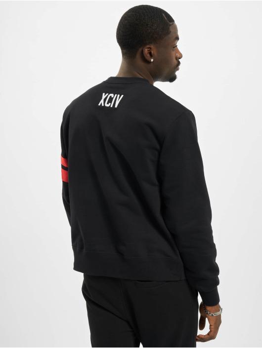 GCDS trui Logo zwart