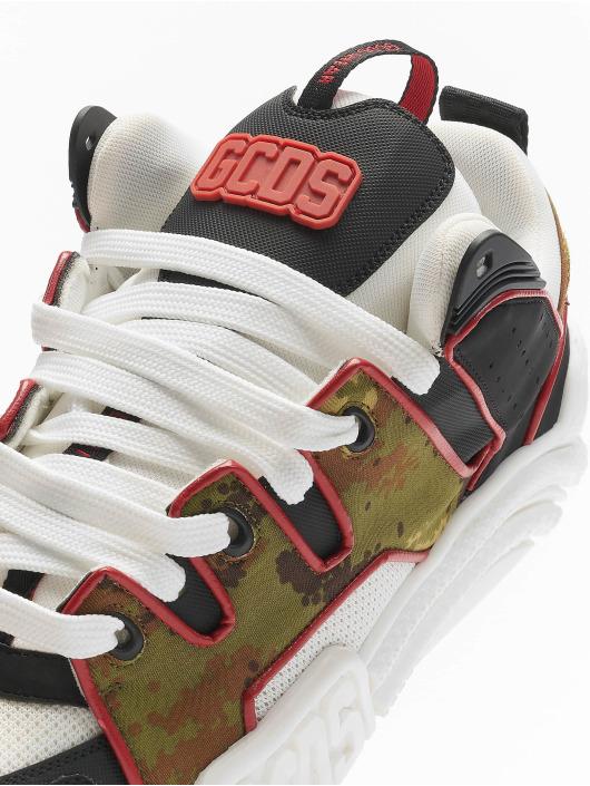 GCDS Zapatillas de deporte Hoop camuflaje