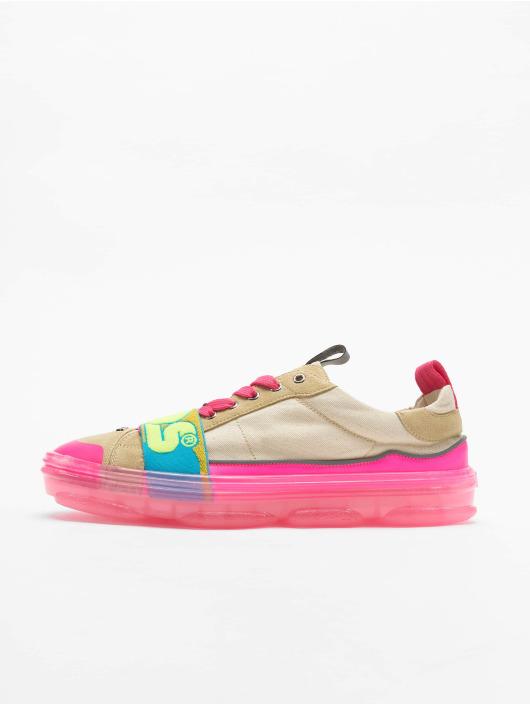GCDS Zapatillas de deporte Candy fucsia