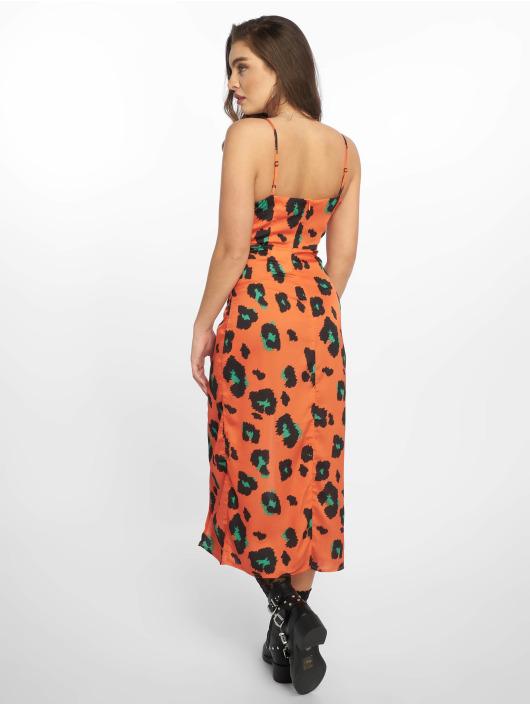 Glamorous Šaty Ladies oranžová