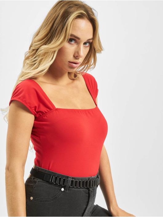 Glamorous Bodystocking Lina rød
