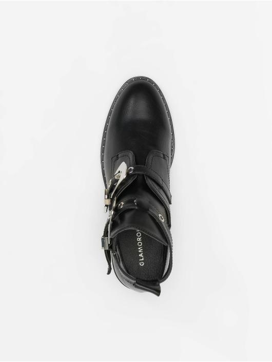 Glamorous Boots Belt negro