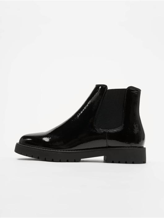 Glamorous Boots Ladies negro
