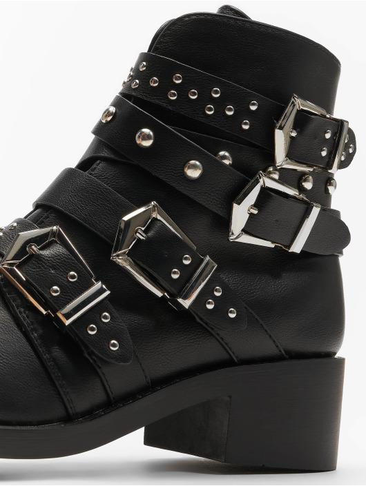 Glamorous Boots Ladies Ankle zwart