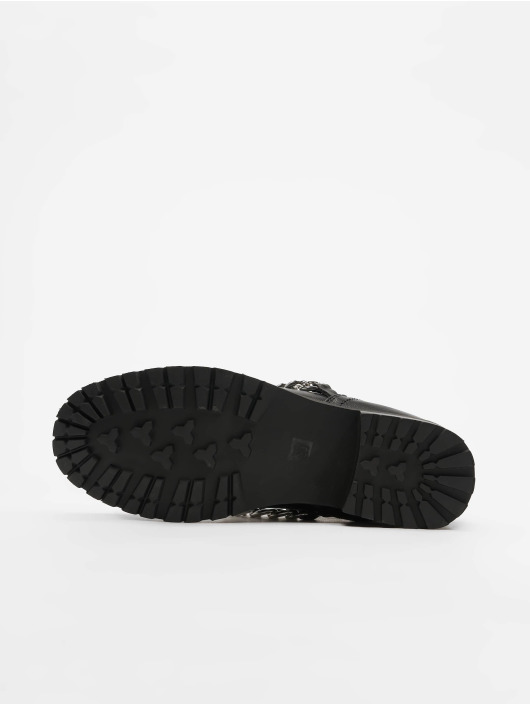 Glamorous Chaussures montantes Ankle noir