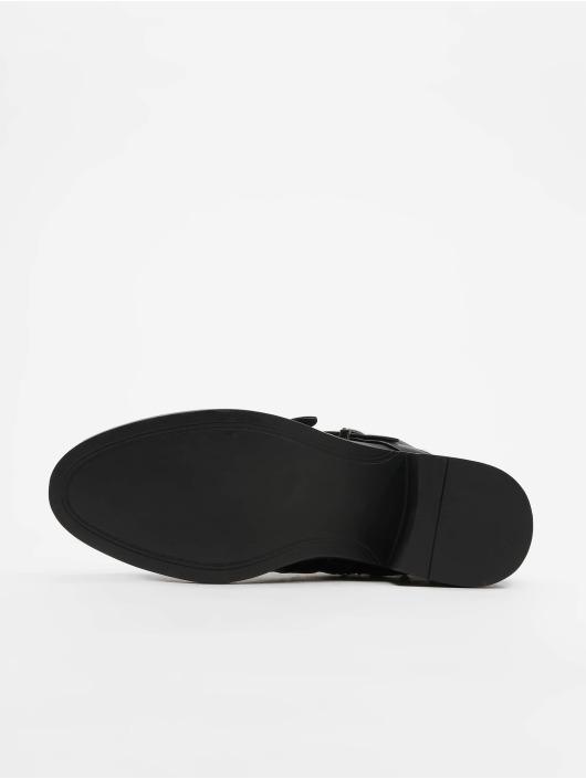 Glamorous Chaussures montantes Ladies Ankle noir