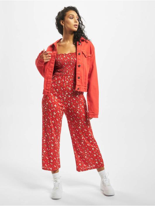 Glamorous Combinaison & Combishort Polly rouge