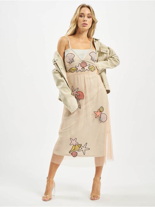 Glamorous Dress Shellfish beige
