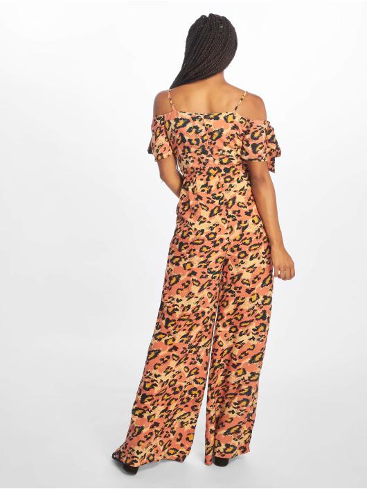 Glamorous jumpsuit Ladies oranje
