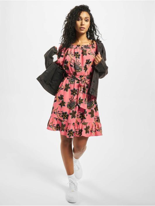 Glamorous jurk Romy pink