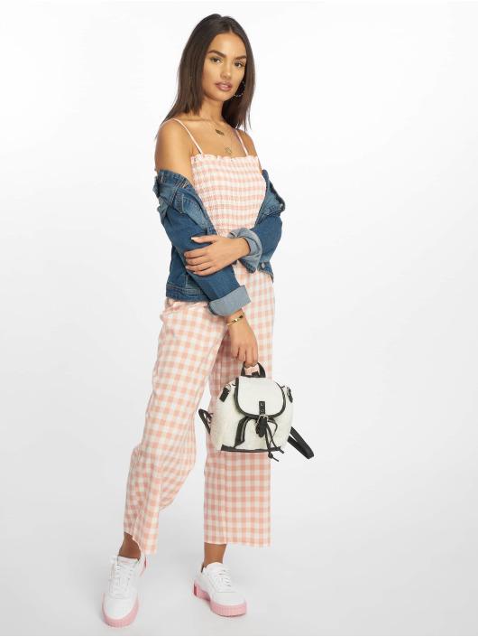 Glamorous Overály Ladies Jumpsuit Peach ružová