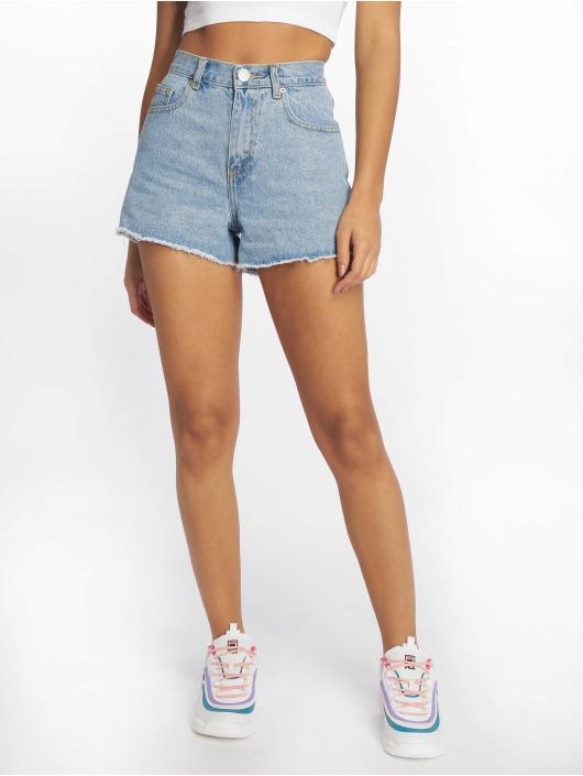 Glamorous Pantalón cortos Ladies azul